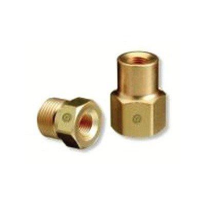 Western Enterprises Female NPT Outlet Adaptors for Manifold Pipelines - we 416-1 nut