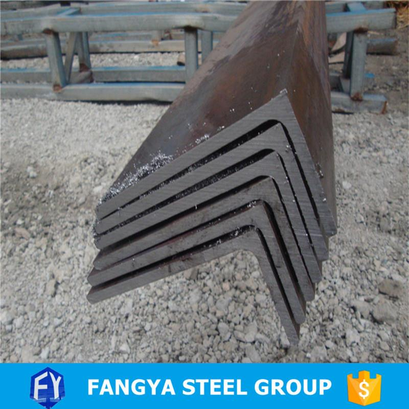 free samples ! steel angle 50x50 hot rolled mild angle line structural steel