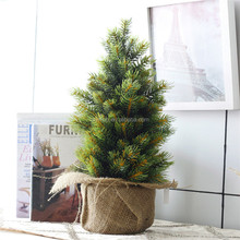 Factory Supply Zaka-Style Home Potted Plants Artificial Christmas Tree From Yiwu