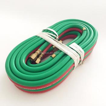 Rubber flexible oxygen acetylene gas welding hose & Rubber Flexible Oxygen Acetylene Gas Welding Hose - Buy Flexible ...