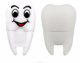 tooth implant usb flash drive silicone cartoon usb tooth memory usb stick