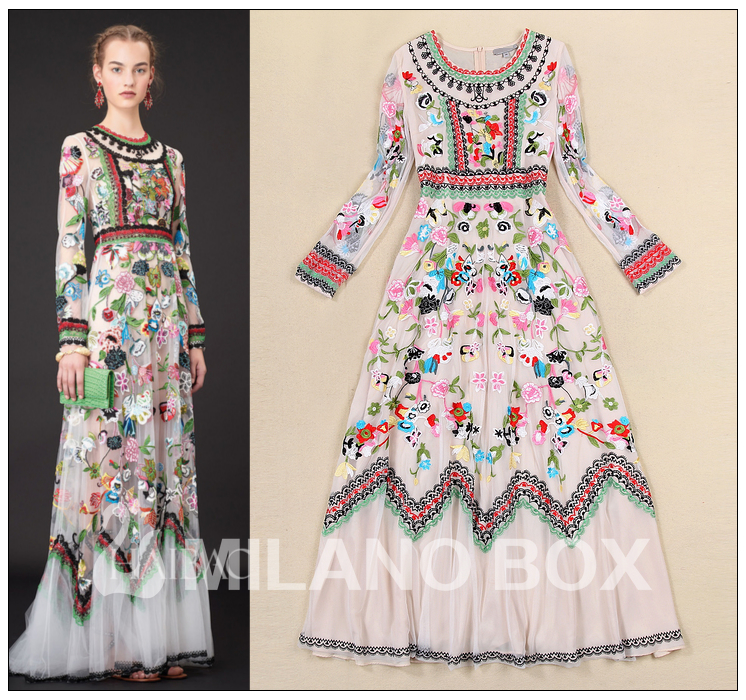 dc9250afff2b vestidos etnicos largos