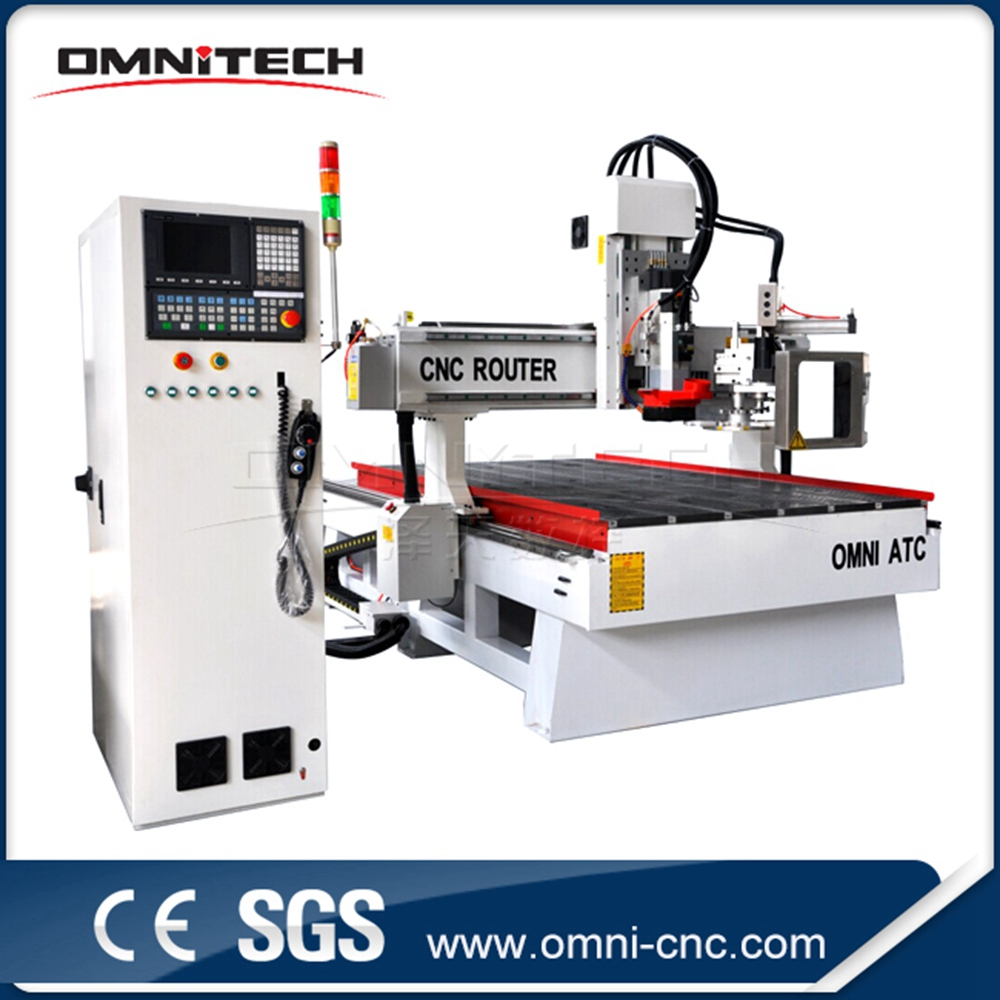 1325 Automatic Sofa Making Machine Omni Cnc Router