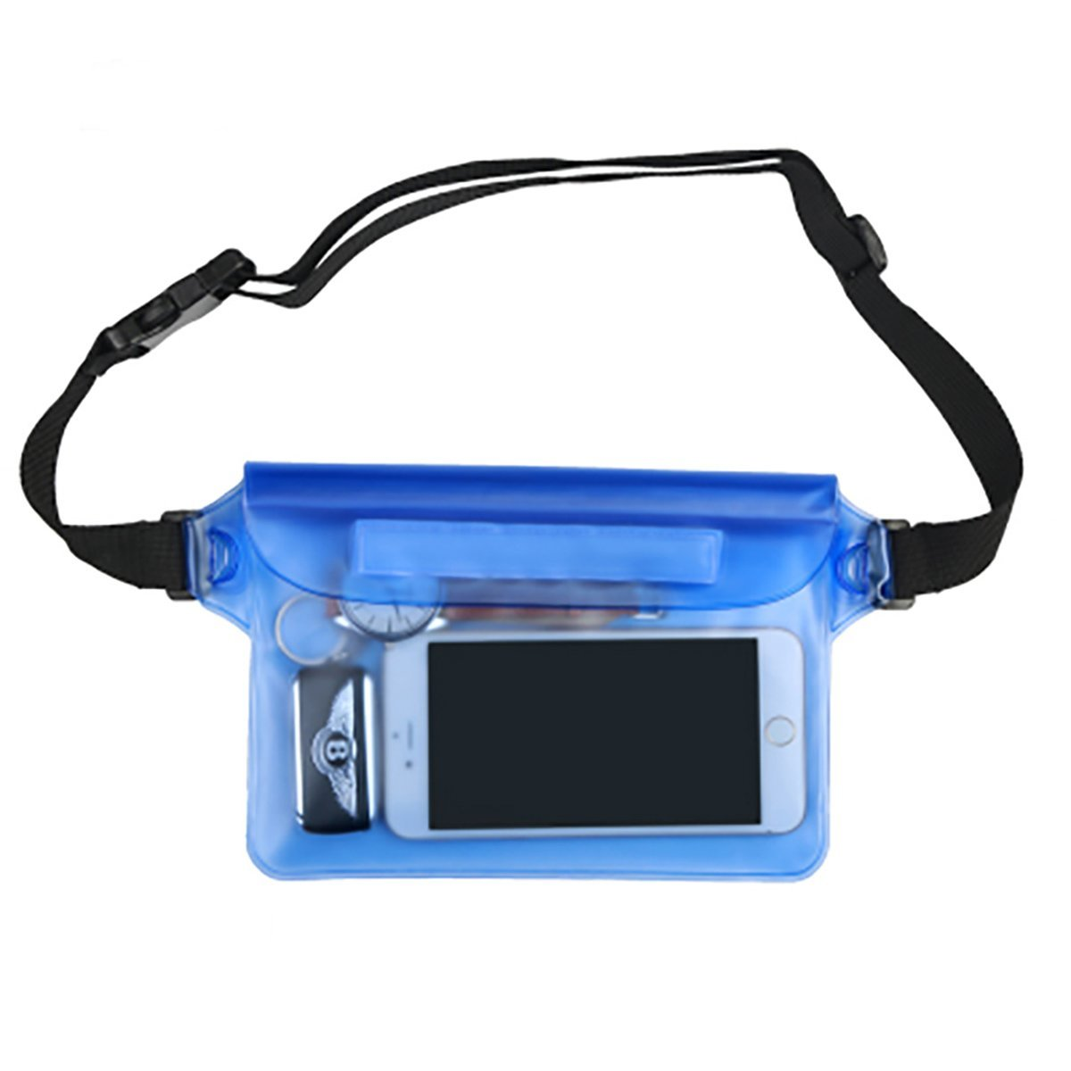 Get Quotations Ueetek Waterproof Case Dry Bag 2pcs Pvc Pouch For Phone Camera Wallet Beach Fishing