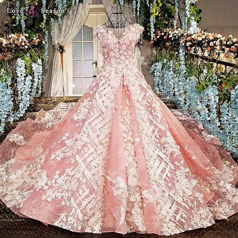 LS54229 francés encaje cristales mejor vestido de noche largo del ...