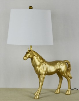 Decorative resin horse gold table lamp buy gold table lamphorse decorative resin horse gold table lamp aloadofball Gallery