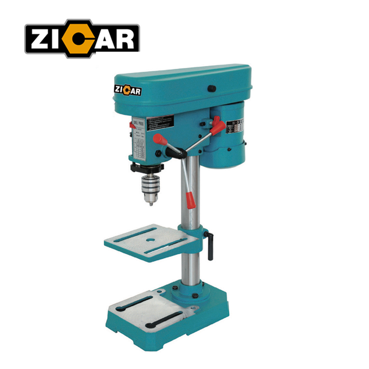 ZICAR brand DP4113 electric drill press machine for wood