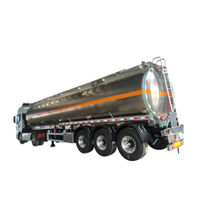 Axles 40000L Fuel Tank semi trailer