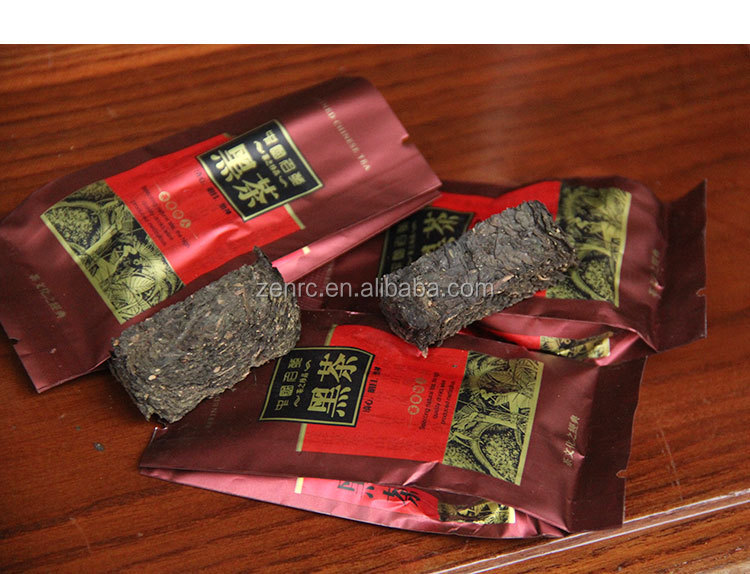 Famous Dark Tea Brand An Hua Gold Flowers Fuzhuan On the Go 8g/ bag - 4uTea | 4uTea.com