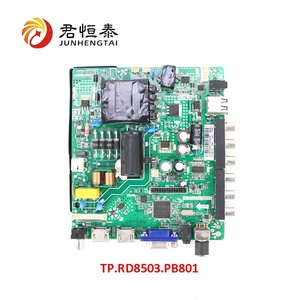 High Quality LED TV Main Board from Mainboard Manufact for Hisense