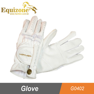 Domy Suede Leather Horse Riding Glove