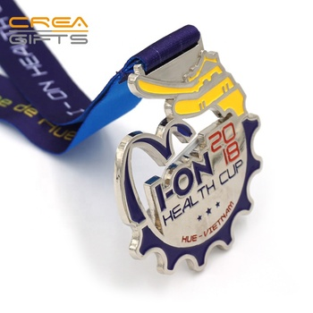 Factory Price Custom Cheap Award Race Medals No Minimum Order From China