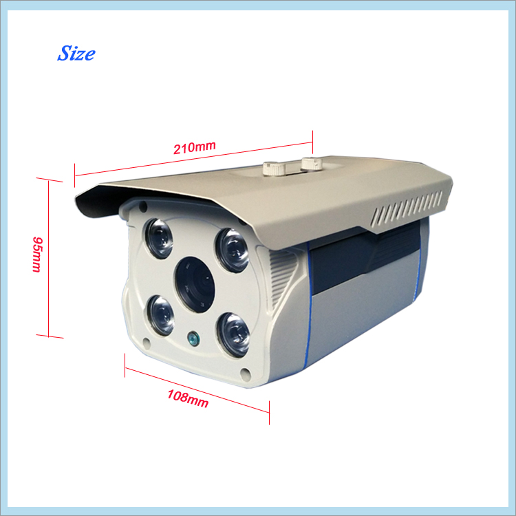Good quality long distance 2 megapixel motion detection wildlife camera