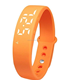 Cheapest Wholesale Silicone Fitness Band W2 Smart Bracelet 2015,High Quality LED Screen pedometer