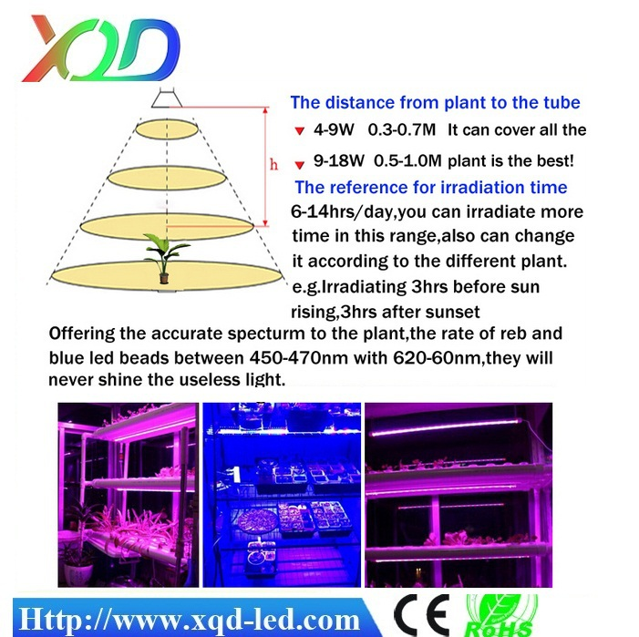 Waterproof Led Strip Grow Lighting Free Sample Led Grow Lights Bar ...