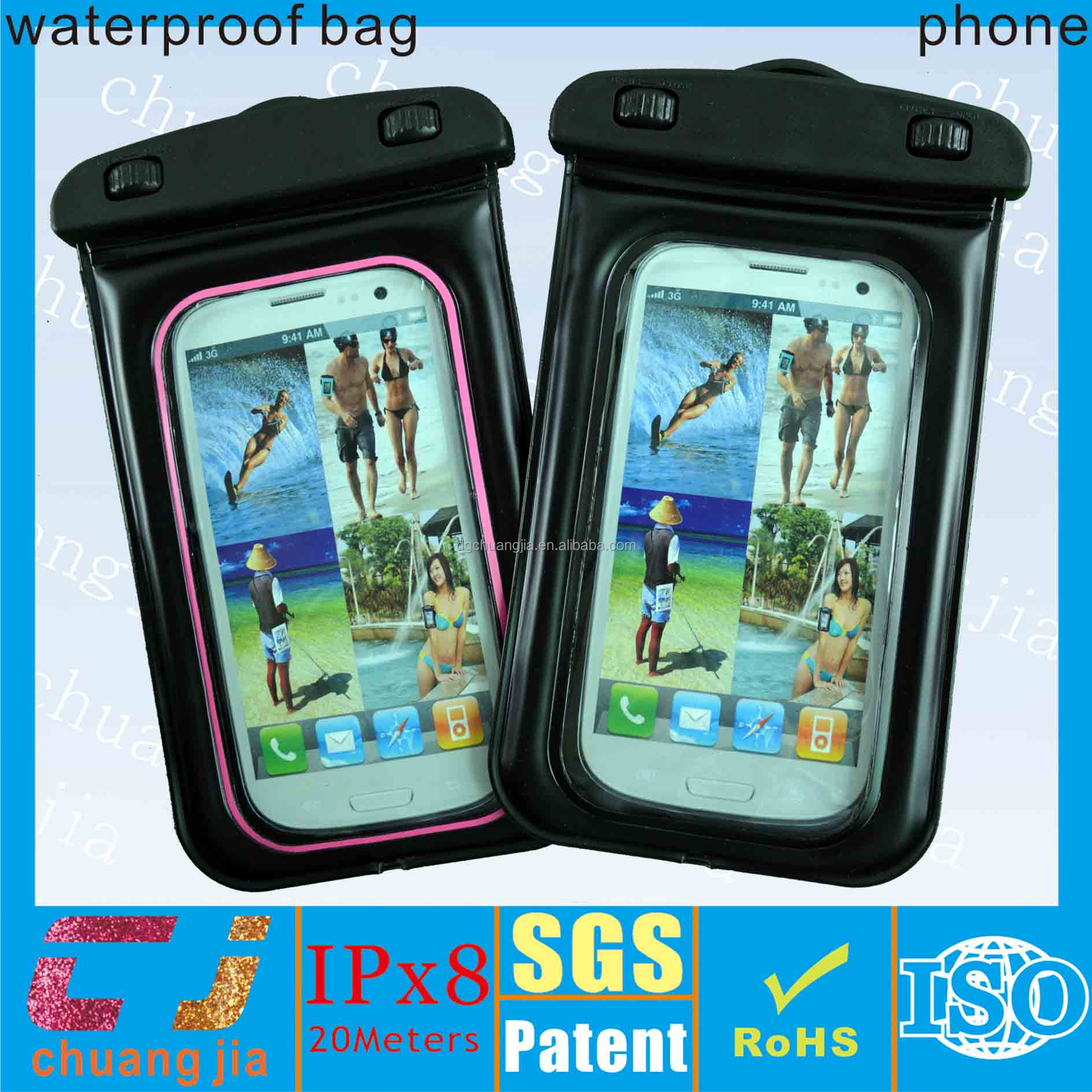 China supplier for samsung galaxy s4 mini waterproof case