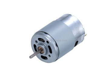 High torque low noise dc electric motor rs 380h for office for Low noise dc motor