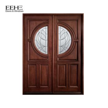 Fiberglass Apartment Wood Wrought Iron Entry Door Buy Wood Wrought