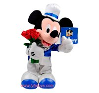 Licensed Mickey, Plush Mouse Toys