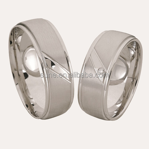 aldo stainless steel 316 jewelry news 2016 to weddings widen couple wedding bands set