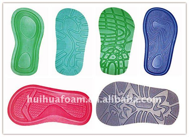 Preferential New Pattern Plastic Shoe Insoles HT-D007
