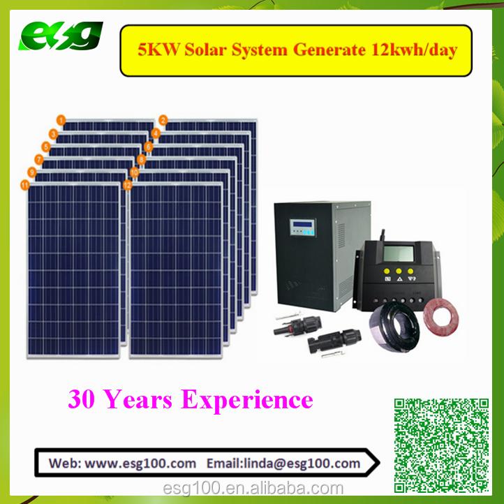 10kw panneau solaire module de puissance hors r seau hybride syst me syst me d 39 nergie solaire. Black Bedroom Furniture Sets. Home Design Ideas