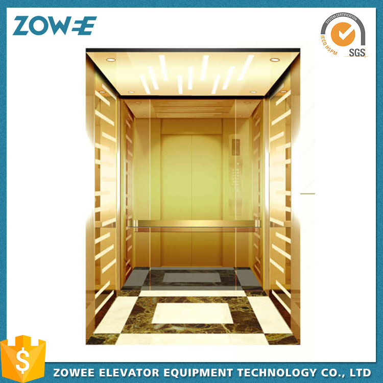 Professional safety residential elevator price with CE certificate