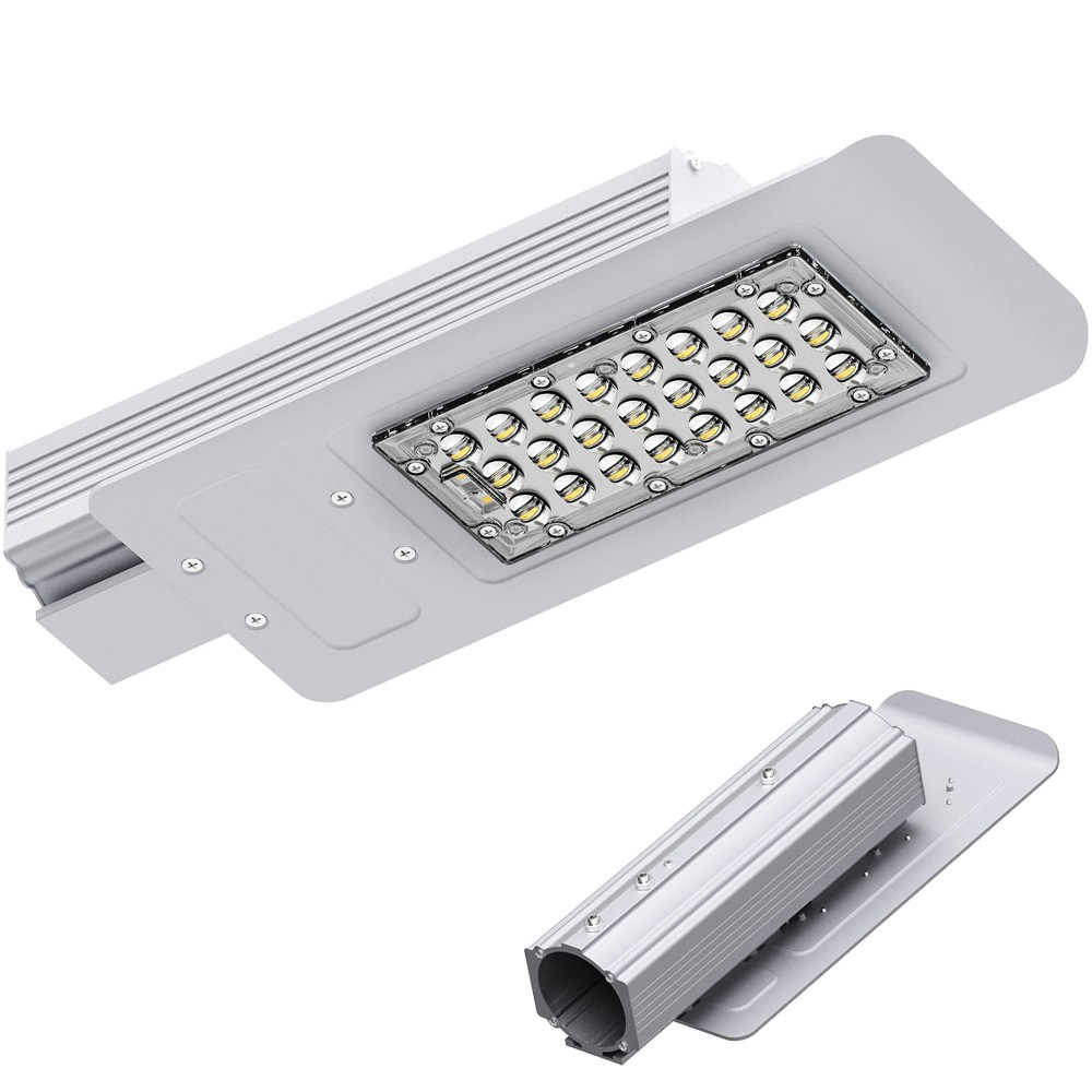 100% energy saving led aluminium solar street light one