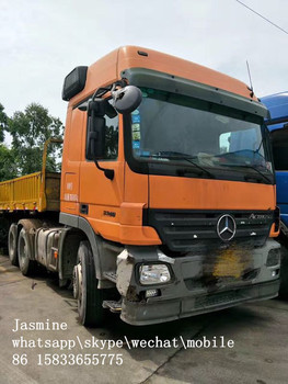 Hot Germany Truck Complete Used Actros 3340 With Lowest Price