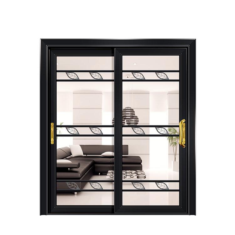Tempered Glass Internal Sliding Doors Double Sliding Glass Doors Sliding  Door Replacement