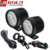 GOLD RUNWAY ADV4 Motorcycle Spotlights Lights XPL Motorcycle Led Driving Lights