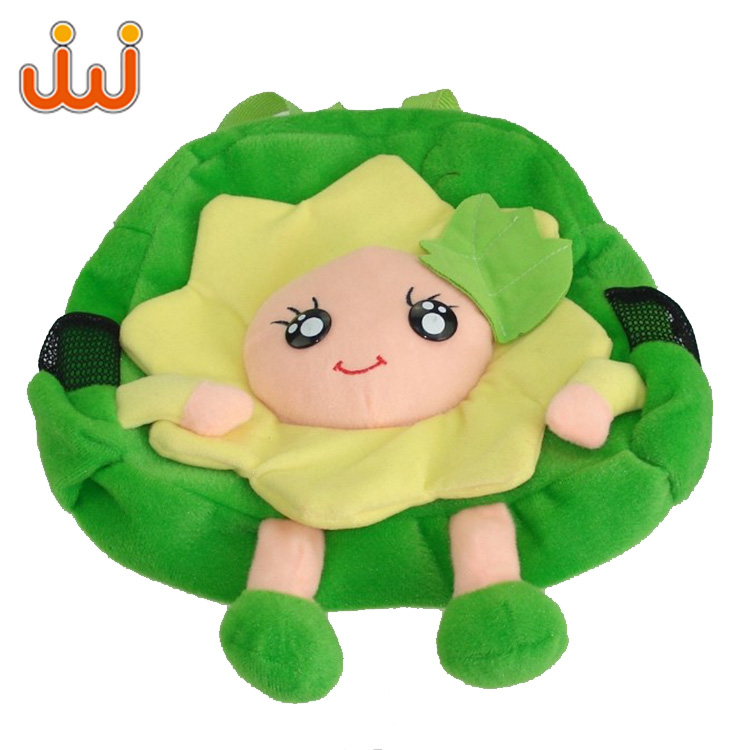 This Year's Best-Selling Primary School Cartoon Animal School Bag baby backpack lovely plush bag