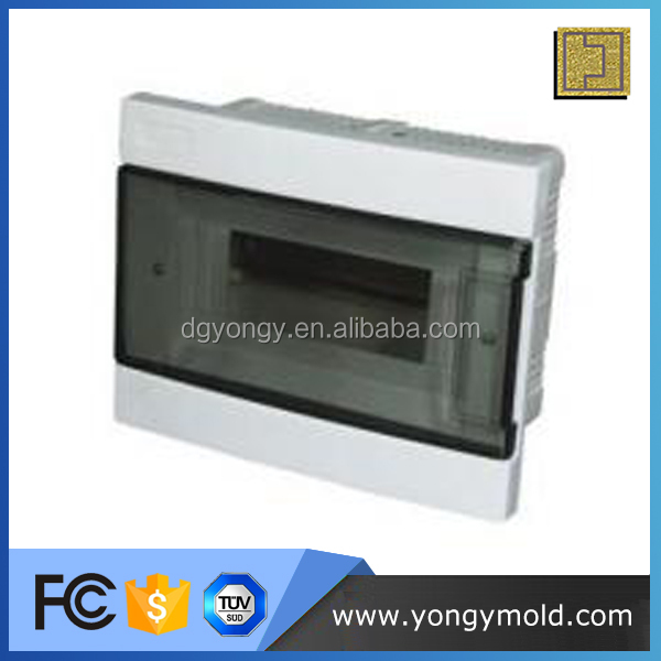 molded trong electric polycarbonate distribution box