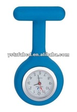 Elegant Blue Clear Easy Reading Attached Hot Nurse Doctor Watch