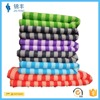 Quick Dry Microfiber Fabric Colorful Stripe Face/Hand Towel