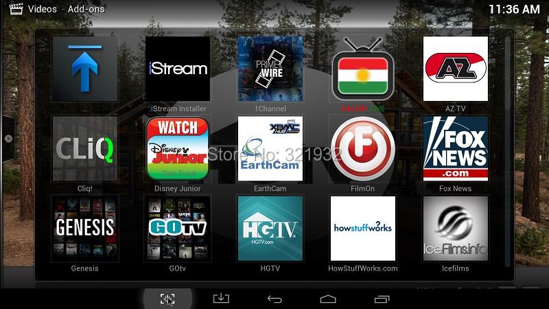 Véritable ] ACEMAX KIII Android 5 1 Amlogic S905 64Bit TV Box 2 GB / 16 G  KODI 15 2 pré - installé double WIFI 2 4 G et 5 G Gigabit LAN BT