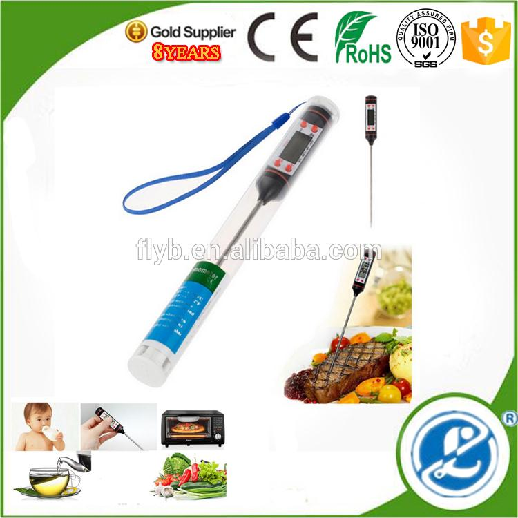 cooking digital thermometer waterproof digital meat thermometer smart sensor infrared thermometer - KingCare   KingCare.net