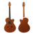 Wholesale price Custom Brand Mahogany body Acoustic Guitar