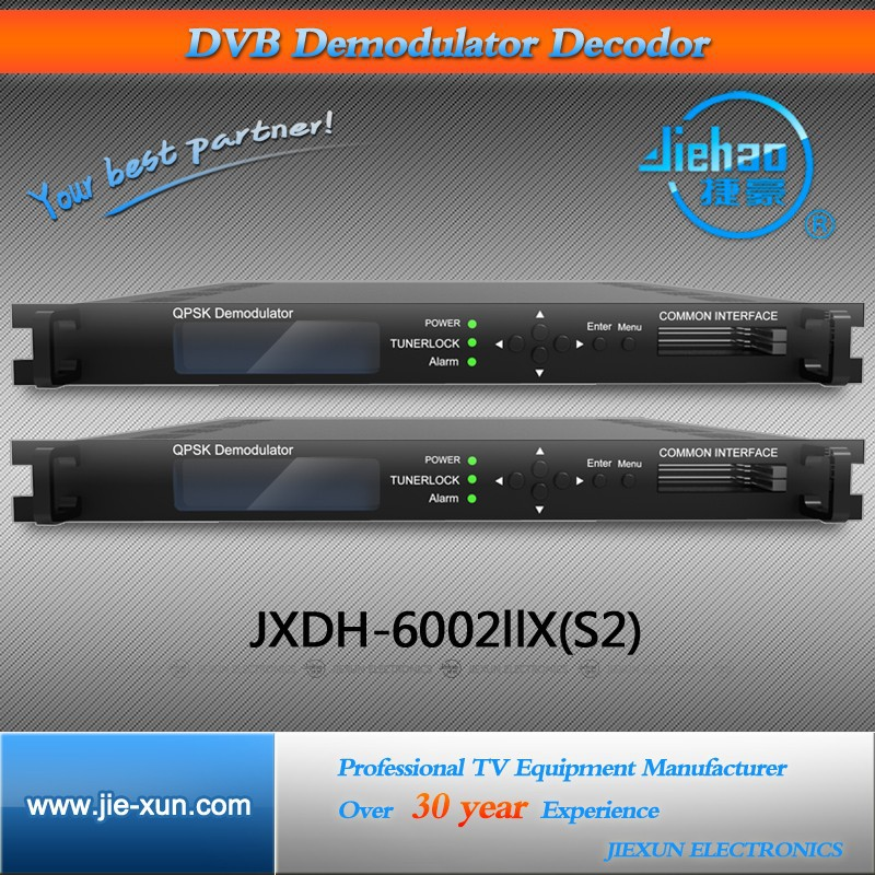 IPTV Decoding DVB-T2 CA Card FTA Satellite Receiver