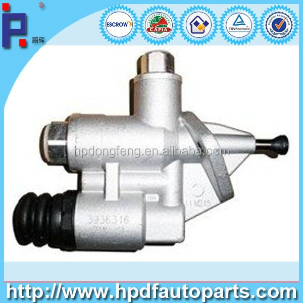Spare parts ISBe Fuel Transfer Pump 3936316 for ISBe diesel engine