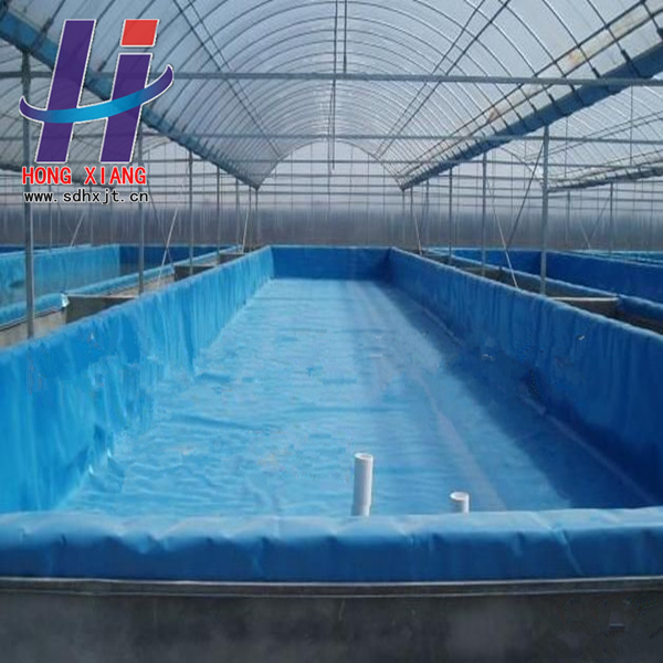 Hot sale and the top quality fish farm pond liner hdpe for Best koi pond liner