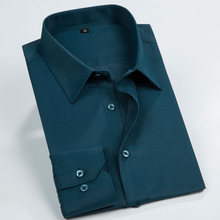 Hohe qualität hemd casual business Camisa Hombre <span class=keywords><strong>formale</strong></span> langarm <span class=keywords><strong>baumwolle</strong></span> männer hemd