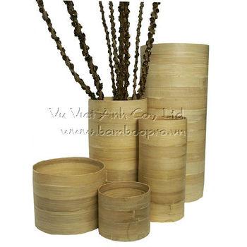 Verwonderlijk Cilinder Bamboe Vaas - Buy Bamboe Vaas,Bamboe Lak Vaas,Opgerolde YF-28