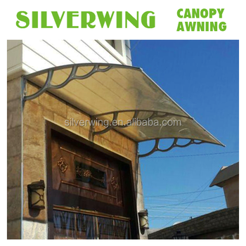 European style awning fittings for clear plastic roof covering canopy & European Style Awning Fittings For Clear Plastic Roof Covering ...