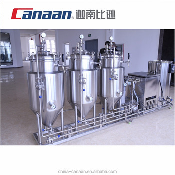 Small Mini Beer Processing Brewery Equipment