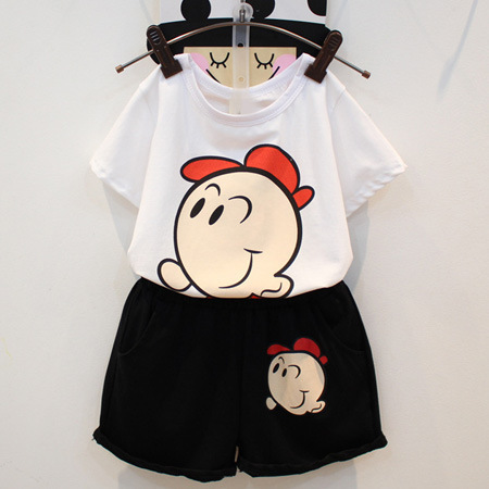 Cotton Baba Suit Boy Shirt And Shorts Kid Clothes Suits For New Product