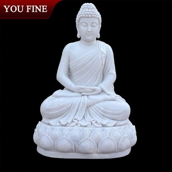 Large Size Garden Stone Buddha Statue