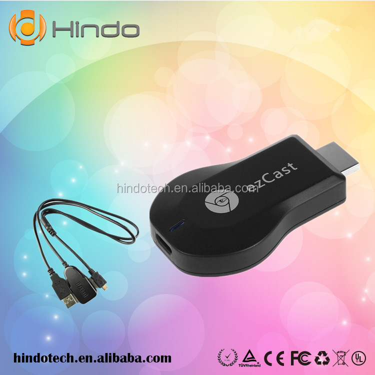 Media sharing device miracast tv dongle ezcast ez Cast m2