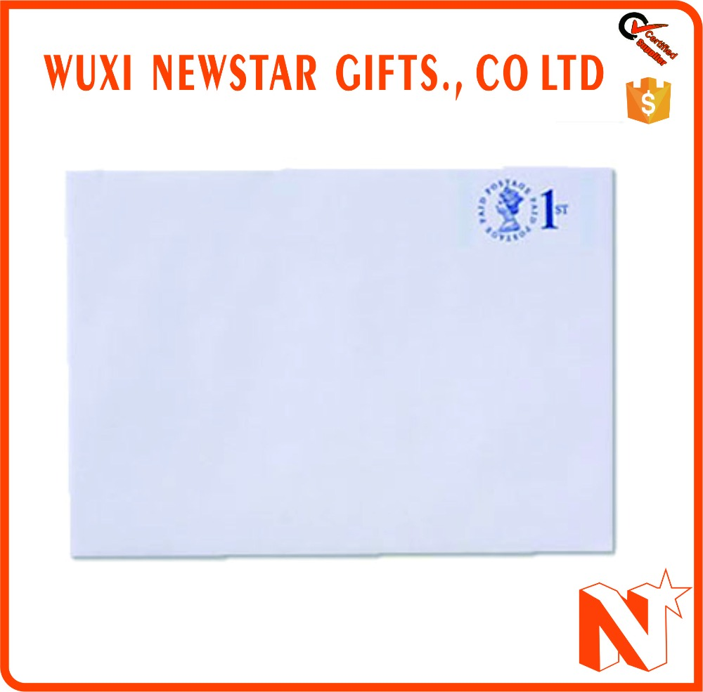 Customized Logo Printed C5 Envelope