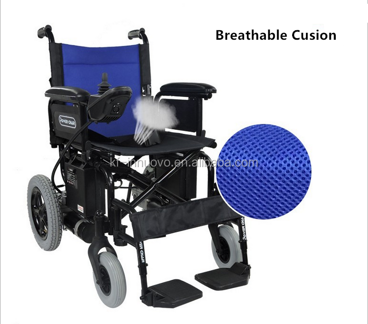 Foldable Electric Wheelchair / Powerchair / Electric Scooter -W5211